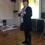 Superhero Talk at Metis Women